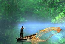 Indonesia Travelling