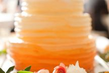 Orange Weddings / weddings with an orange color scheme