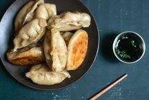 Dumplings/pierogi