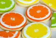 Galetes / Galletas decoradas icing cookies