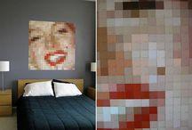 Creative Paint Chips / by Julie Caliel Boney MYSMALLWALL