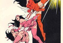 Elektra comic