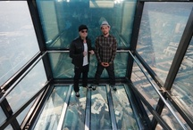 Celebrity Photos / Take a look at these familiar faces! / by Eureka Skydeck