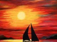 merimaisema veneellä