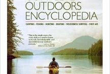 COMPLETE OUTDOORS ENCYCLOPEDIA,BY VIN T. SPARANO