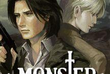 Monster (anime) / Best anime ever.