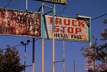 Truck Stops / by Jessica