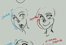About face pose