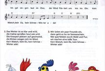песни и стихи