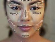 Face paint :)