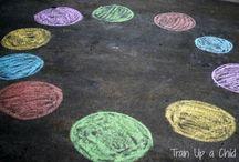 teaching colour