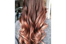 long hair ombre blonde idea