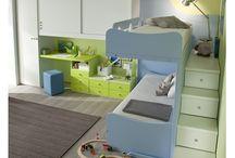 Camera da letto dei ragazzi