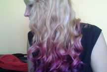Hair and Colours