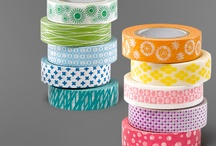 paper crafts/ washi tape / by Justyna Piwowarczyk