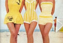 50's swimsuits