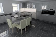 Designs By FK / Designs By Staff at Fit Kitchens and More.