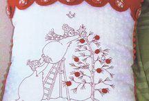 Stitchery designs I love