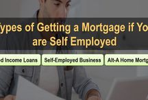 Self Employed Mortgage Refinance