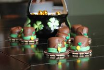 Shamrocks and Leprechauns / by Denise Morrison