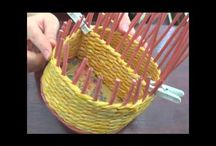 BASKET MAKING / by Michele Woods