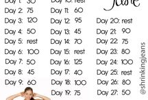 Exercise ideas - Just Do It - (KIM)