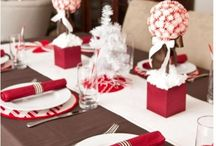 X - MAS CANDY TABLE