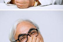 Hayao Miyazaki/Studio Ghibli!