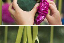 Dekoration blommor