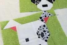 Dog Gone Cute quilt along / by Sew Fresh Quilts