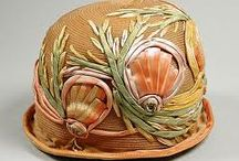 Headwear: Hats / Vintage, modern and unusual headwear.
