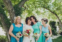 Bridal Parties / by Magpie Jewellery Ottawa