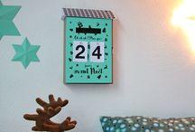 Noël : préparation idées cadeaux calendrier avent