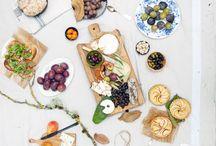 A beautiful spread