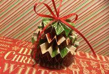 weihnachtliche Objekte
