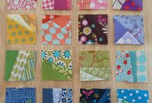 Quilting - Template Free Blocks