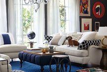 Living room / by Tara Steffen