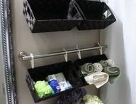 Girls bathroom / by Lindsey Drake