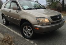2000 Lexus RX 300 Base SUV For Sale in Durham NC at The Auto Finders