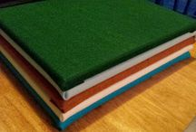 felt and flannel boards