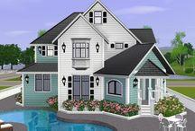 sims 4 casas