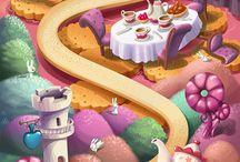 Candy World 3D