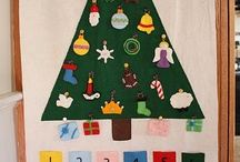Christmas Felt Tree Party