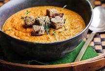 Suppen für kalte Tage