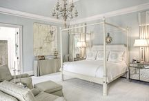 bedrooms / by Stacey Mays