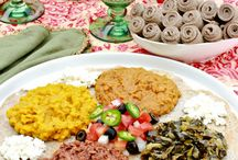 Ethiopian Foods / by The Yum Queen (Jenn Campus)