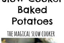 Potatoes / by Misty Kelley
