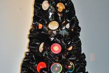 Vinyl Projects, Crafts & Ideas / Ideas of recycled, upcycled, reused, repurposed & reclaimed LP Vinyl Records!