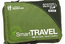 Travel Gear, Gadgets , and Stuff / by Lisa Pirie