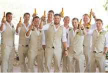for the groom and groomsmen